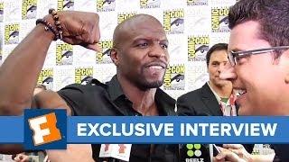 The Expendables Terry Crews Comic-Con 2010 Exclusive Interview | Comic Con | FandangoMovies
