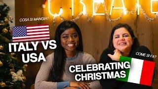 ITALY VS USA NATALE (CHRISTMAS) FT. MISS CREAMY CREAMY