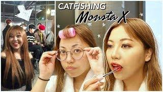 GRWM: Catfish Makeup Meeting MONSTA X! help...