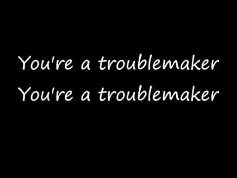 Olly Murs Ft. Flo Rida~ Troublemaker Lyrics