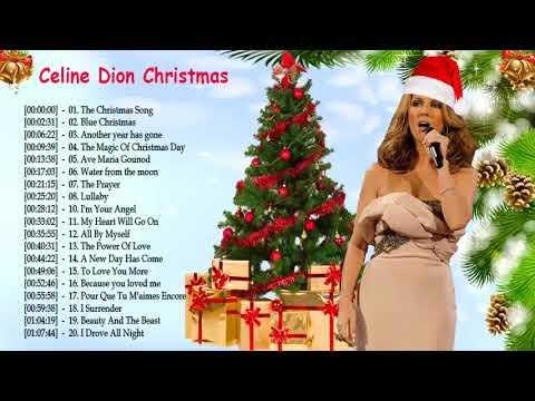 Celine Dion Christmas Songs Full Album 2018 Top 20 Best Songs Celine Dion Greatest Hits