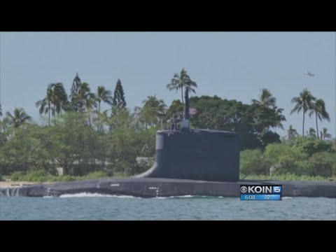 Keel laid for USS Oregon attack submarine