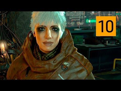 Прохождение Deus Ex: Mankind Divided — Часть 10: Встреча с террористкой