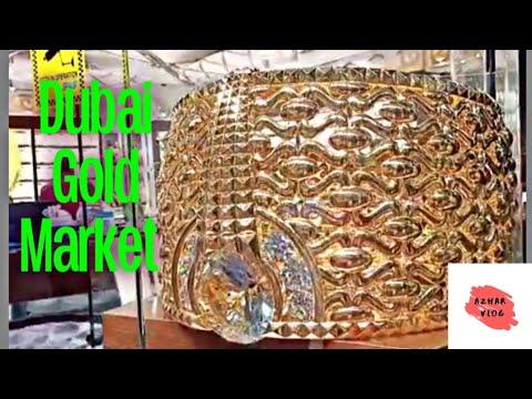# dubai gold market#Azhar vlog# Biggest gold market in deira dubai