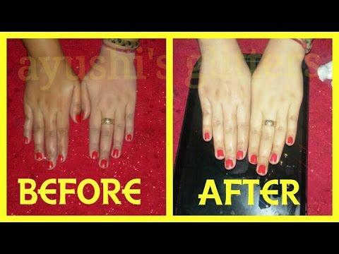 10 mins में रंग गोरा कैसे करे ( Results in live video) | BEST Skin Whitening in 10 mins