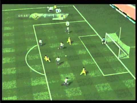 América vs Tigres - Wii Online Video Gameplay - Wiiu Noticias - 2do Juego