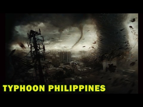 Typhoon in the Philippines, Tropical Cyclone