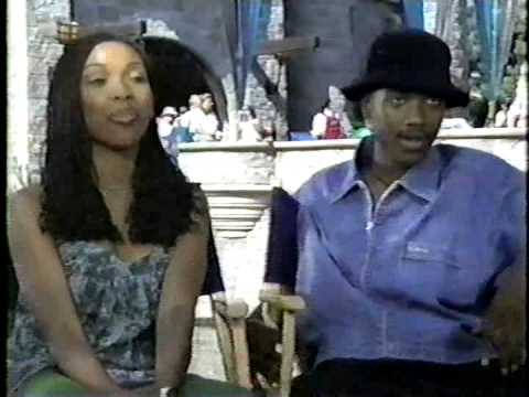 Brandy & Ray J Disney Concert (1997)