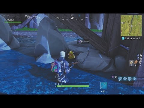 "Fortnite ""Search Rubber Duckies"" ALL Locations Week 3 Challenge Guide Fortnite Battle Royale"