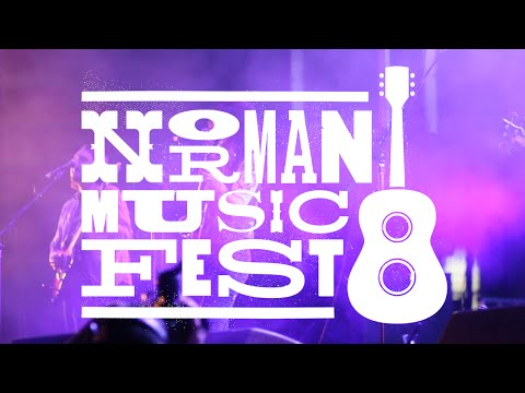 Norman Music Festival NMF8 2015 Highlights