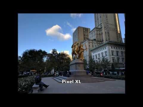 Pixel XL Camera Pictures vs Xperia XZ