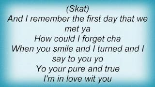 Erykah Badu - I'm In Love With You Lyrics
