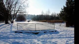 Winter In The Hradec Kralove City