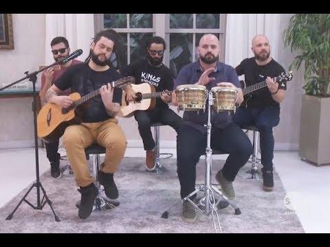 Banda Maneva toca sucessos nacionais no SBT & Você