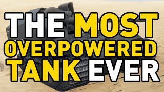 The Most OVERPOWERED Tank in World of Tanks