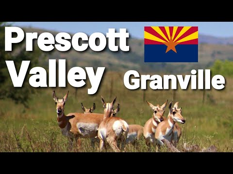 Prescott Valley Arizona - Granville 2020