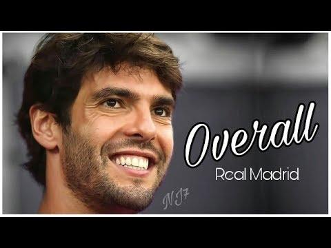 Ricardo Kaká ▶ Overall • World Class • Real Madrid