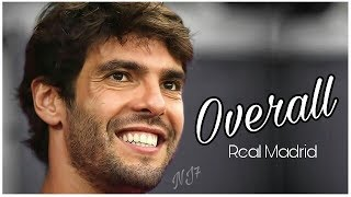 ricardo kaká ▶ overall • world class • goals skills • real madrid