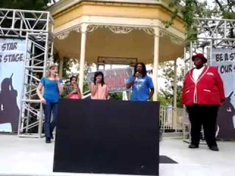 Great America Karaoke. Funniest ever.