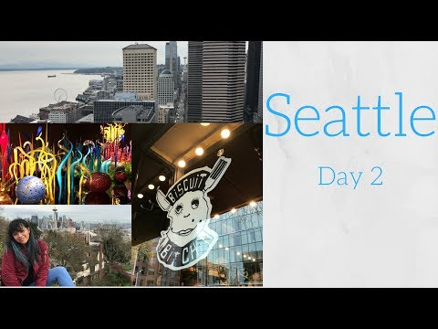 Day 2 Seattle | Museums, Kerry Park, and Smith Tower