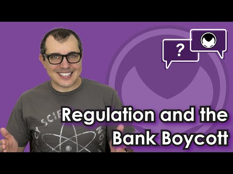 Bitcoin Q&A: Regulation and the bank boycott
