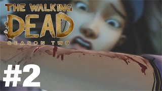 Repeat youtube video I NEARLY FAINTED | THE WALKING DEAD SEASON 2 #2