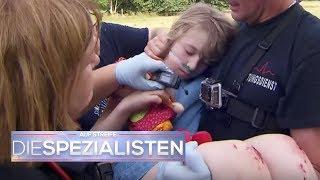 Kind mit Asthma verschwunden - Lilli wo bist du? | Auf Streife - Die Spezialisten | SAT.1 TV