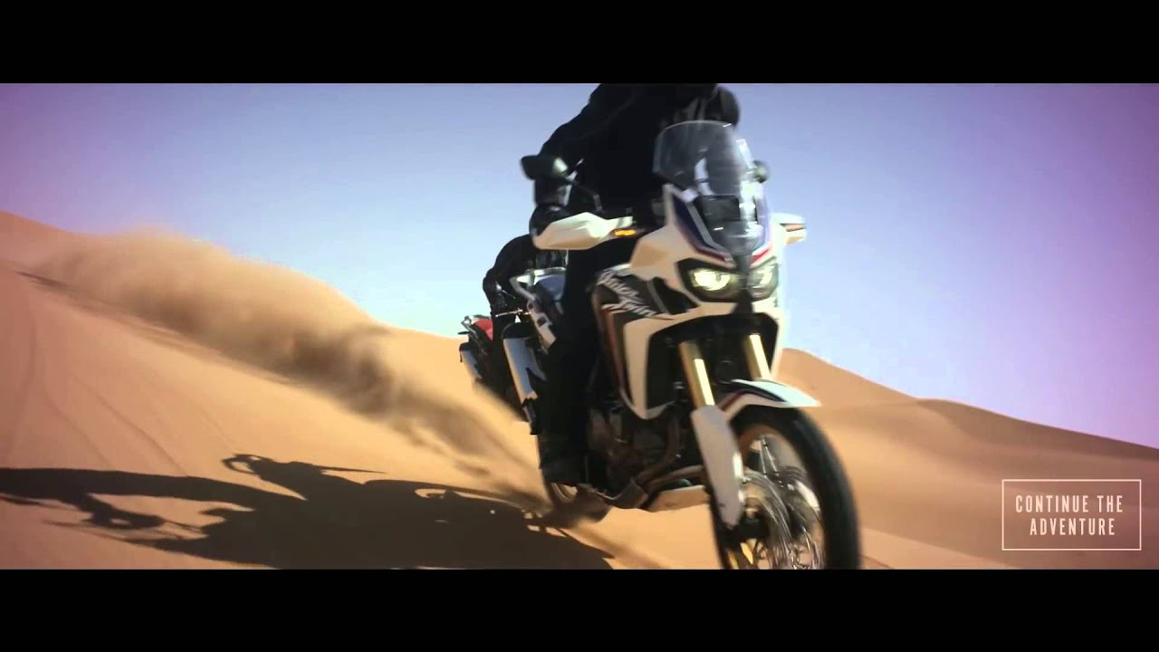 Africa Twin An Interactive Adventure Made By Honda