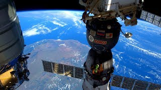 ISS Space Station Earth View LIVE NASA/ESA Cameras And Map - 3