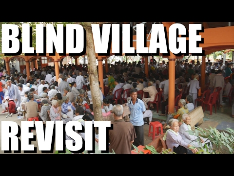 Tet Gifts for 1100 People: Vinh Chau Blind Village