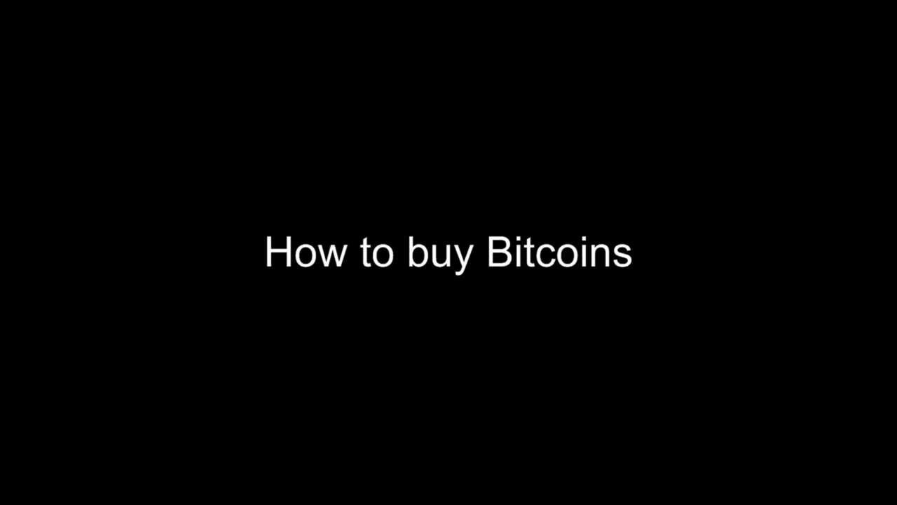 How to buy bitcoins youtube ccuart Choice Image
