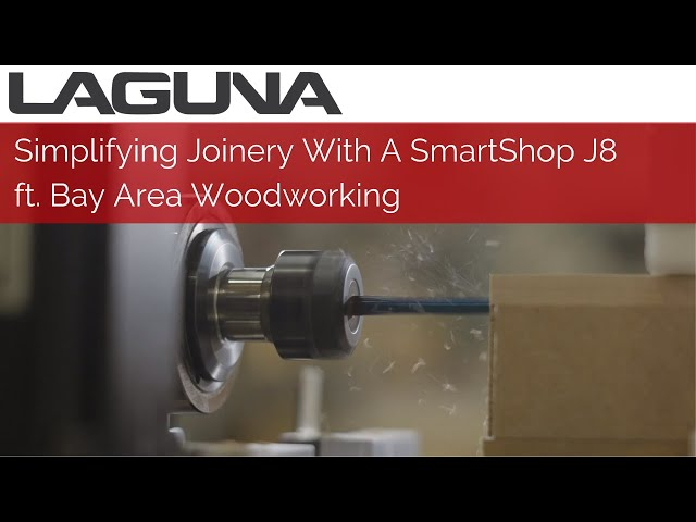Simplifying Joinery With A SmartShop® J8 | Customer Stories