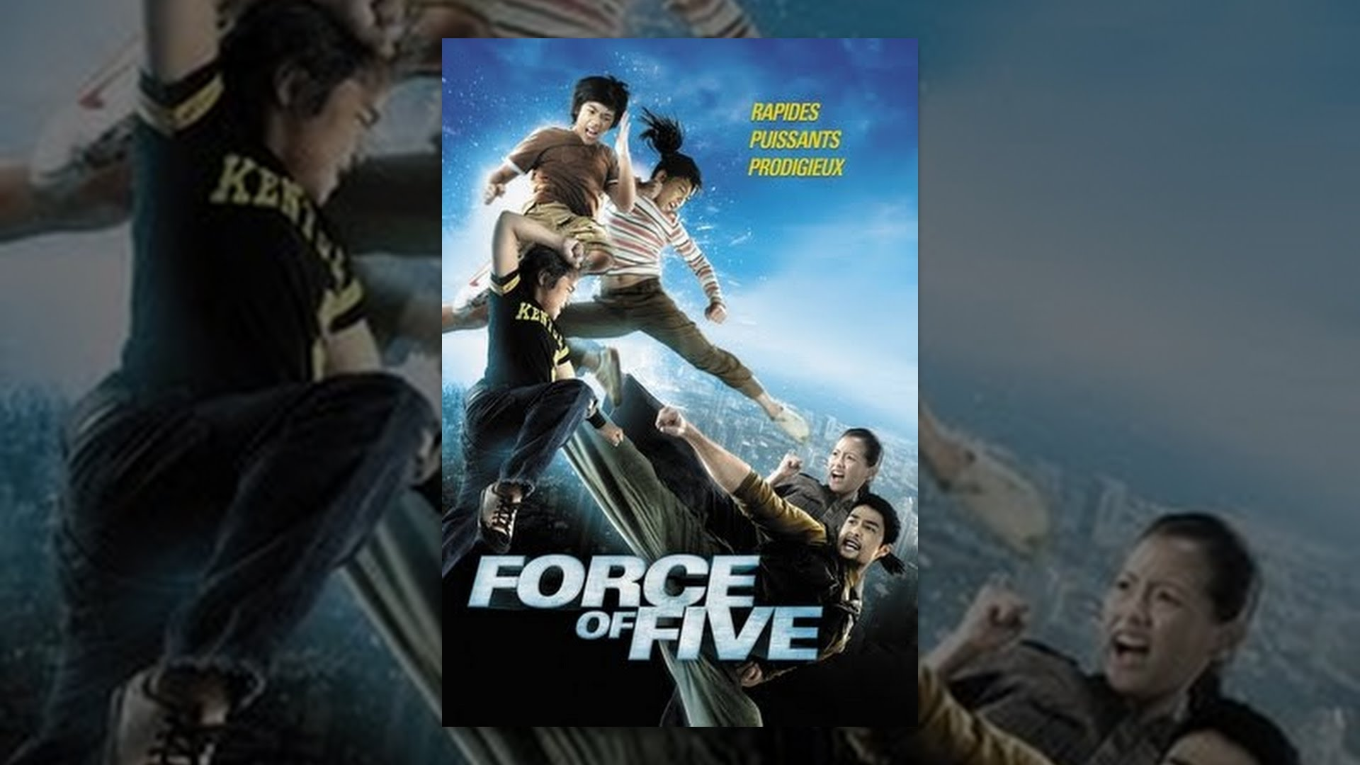 Download Force of five (VF)