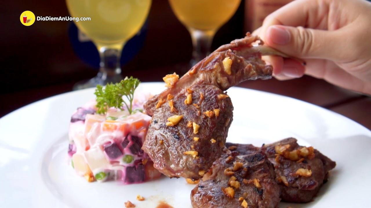 Triệu tập hội bạn thân qua Nguyên Sinh làm bữa tối Á - Âu 2in1 | Địa điểm ăn uống