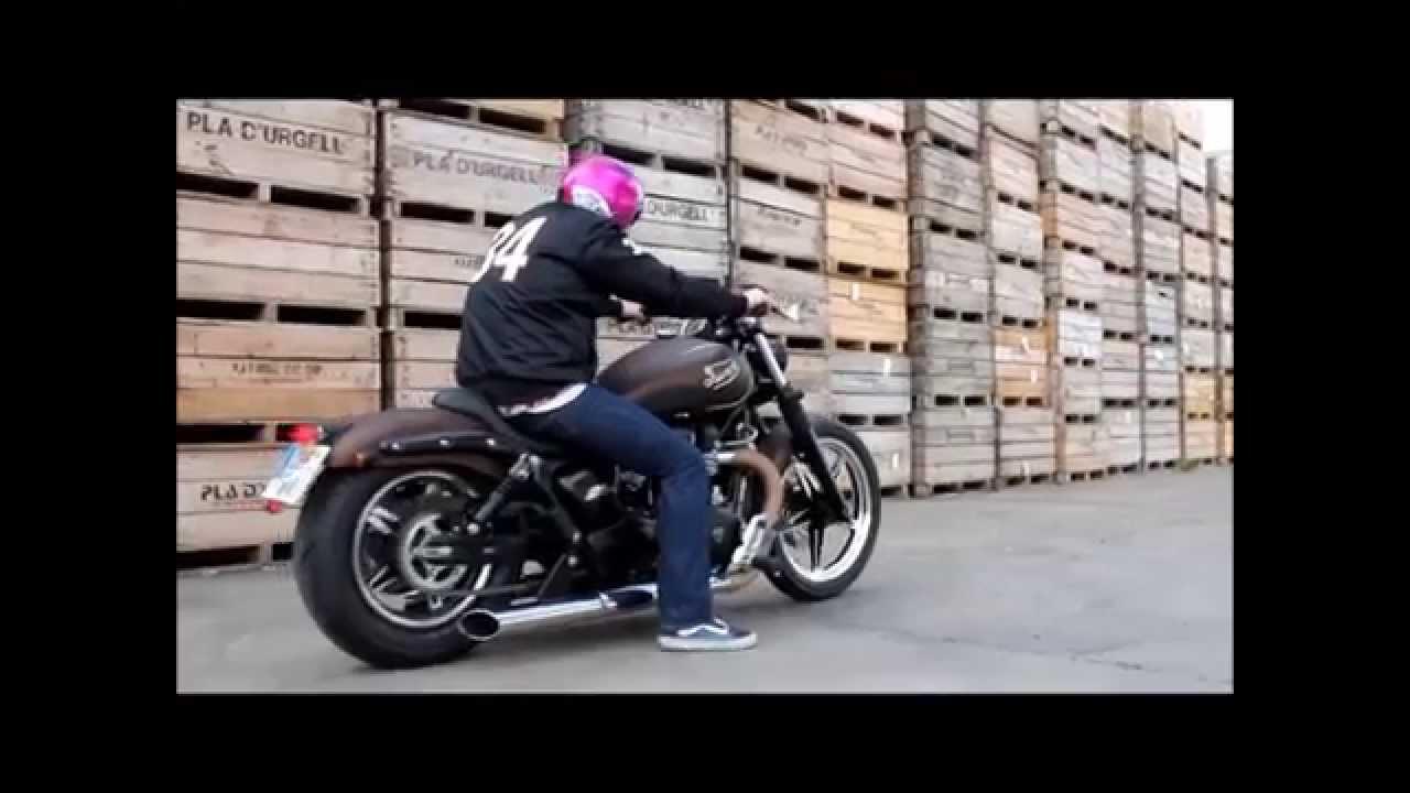 Jp Choppers Triumph Speedmaster Triumph Old Time Youtube