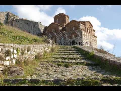 GUIDA E BERATIT - BERATI GUIDE - ALBANIA