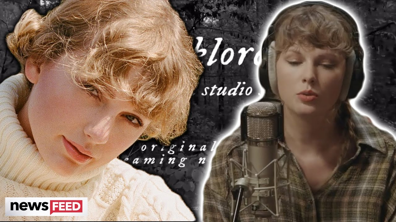 Taylor Swift Announces 'Folklore' The MOVIE!