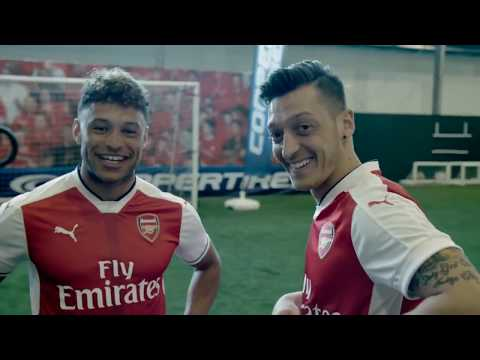 ¡Cooper Tires Arsenal Challenge!