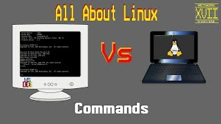 All About Linux: MS-Dos Vs Linux commands.MS