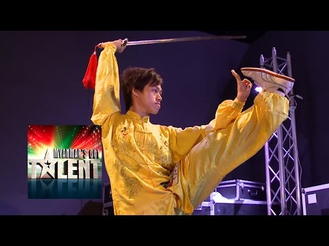 Myanmar's Got Talent Episode 2   Got Talent Audtions Stage: Dancers, singers, martial arts acts perform to get through to the next round of Myanmar's Got Talent! Watch more Talent from across Myanmar here: http://bit.ly/SUBSCRIBE_MGT