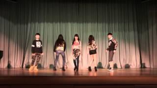 金文泰中學2015-2016年度 舞蹈比賽 Plastic Power