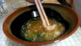 上杉食品(三豊市)で朝うどん・・・かけ小200円