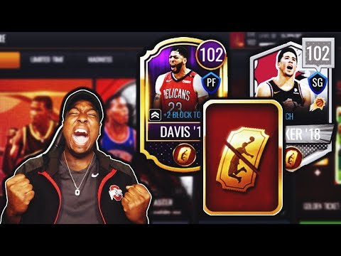 WE SPENT $25 AND PULLED 2 GOLDEN TICKETS IN NBA LIVE MOBILE!!!