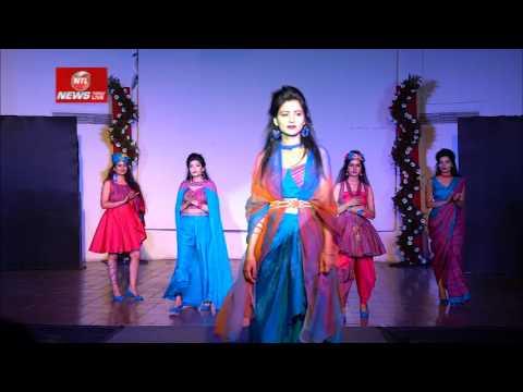 Shears Ruban Annual Design Collection Fashion Show Punjab University Chandigarh Youtube