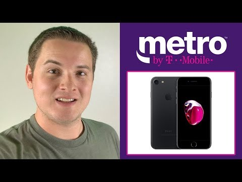 Metro by T-Mobile iPhone 7 Relaunch! (w/ Promos)