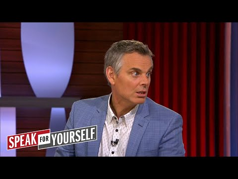 Colin Cowherd reacts to Deshaun Watson tearing his ACL in practice | SPEAK FOR YOURSELF