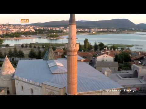 Beyşehir / Eşrefoğlu Camii - Dünya Mirası Türkiye - TRT Avaz