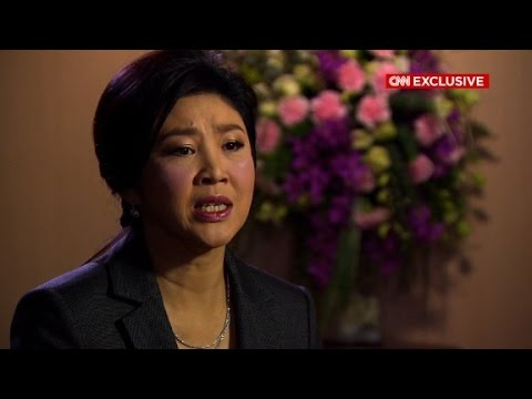 Former Thai PM: 'I've never thought of fleeing...