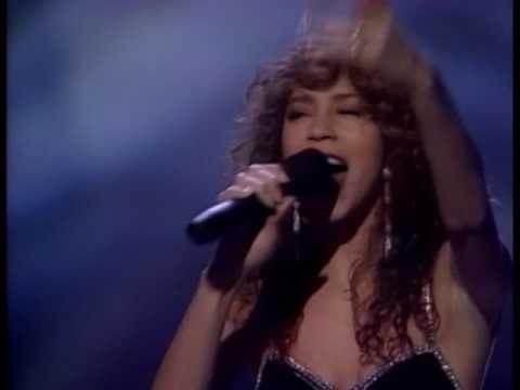 Mariah Carey - Vision Of Love Live Grammy 1991