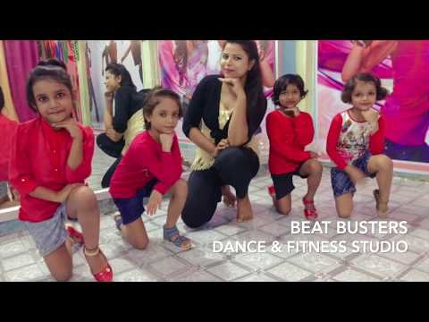 Kids Dance | Baby Doll | Amisha Singh | Beat Busters